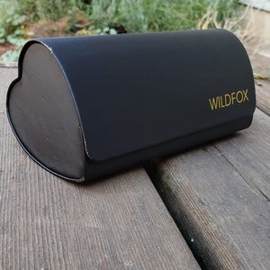 Wildfox Heart Shaped Glasses Case